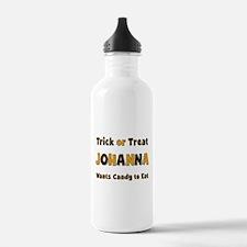 Johanna Trick or Treat Water Bottle