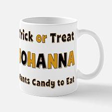 Johanna Trick or Treat Mug