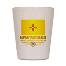 New Mexico Flag Shot Glass