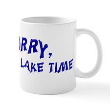 Sorry I'm on lake time Mug