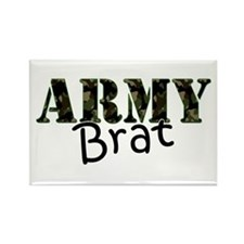 Army Brat Rectangle Magnet