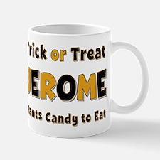 Jerome Trick or Treat Mug