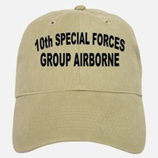 10TH SPECIAL FORCES GROUP AIRBORNE Baseball Baseball Cap