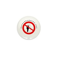 Ban Marriage Now Mini Button (100 pack)