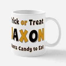 Jaxon Trick or Treat Mug