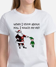 Touch My Elf Tee