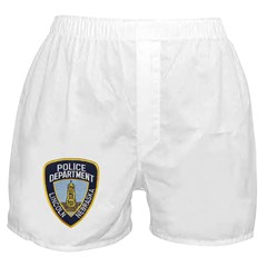 Lincoln Police Boxer Shorts