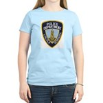 Lincoln Police Women's Pink T-Shirt