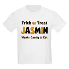 Jasmin Trick or Treat T-Shirt