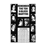 1981 Martyrs Poster Print