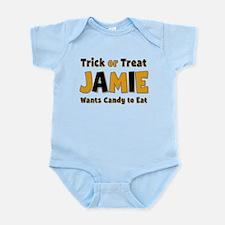 Jamie Trick or Treat Body Suit