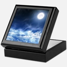 Night Sky Keepsake Box
