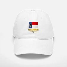 North Carolina Flag Baseball Baseball Baseball Cap