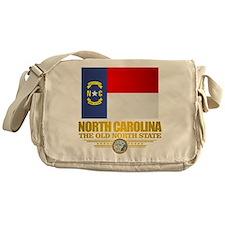 North Carolina Flag Messenger Bag