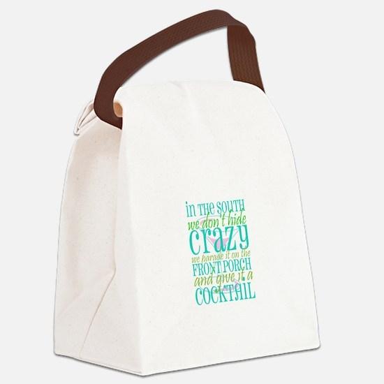 Unique Women Canvas Lunch Bag