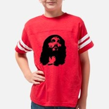 Jesus Christ Youth Football Shirt