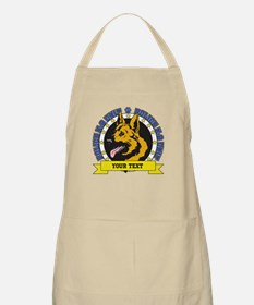 Personalized K9 German Shepherd Apron