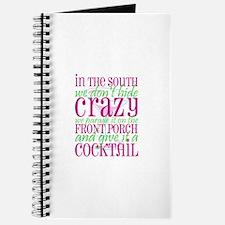 Unique Southern crazy Journal
