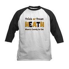 Heath Trick or Treat Baseball Jersey