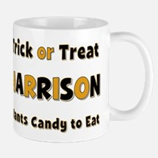 Harrison Trick or Treat Mug