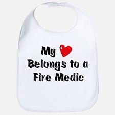 My Heart: Fire Medic Bib