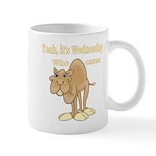 Wednesday Camel Mug