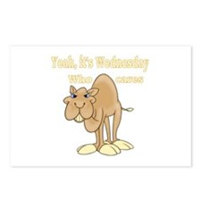 Wednesday Camel Postcards (Package of 8)