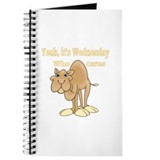 Wednesday Camel Journal
