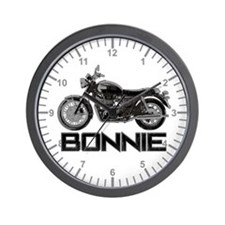 Bon 02.png Wall Clock