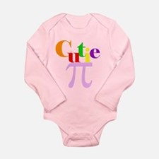 Cutie Pie Girl Baby Body Suit