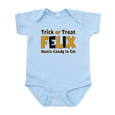 Felix Trick or Treat Body Suit