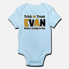 Evan Trick or Treat Body Suit