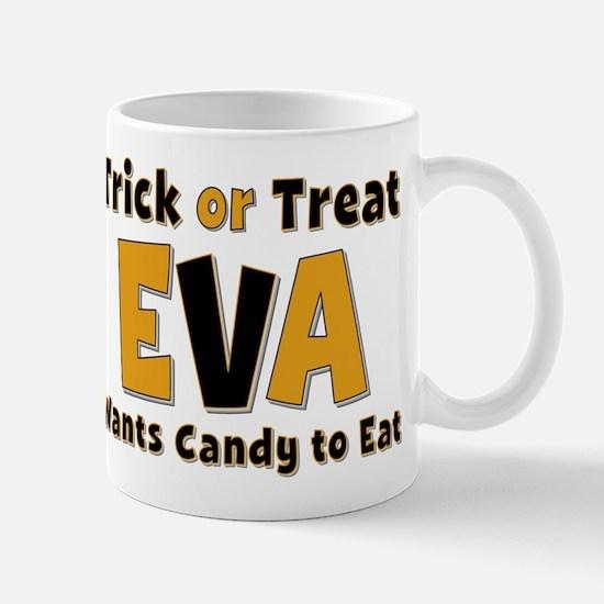Eva Trick or Treat Mug