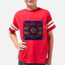 Board Game String Art Youth Football Shirt