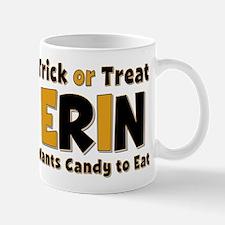 Erin Trick or Treat Mug