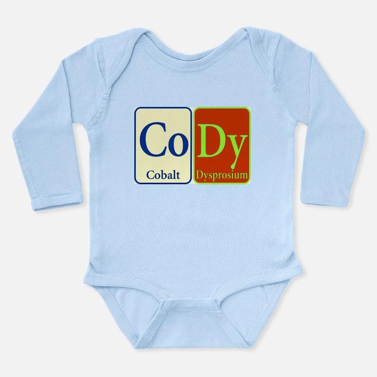 Cody Body Suit