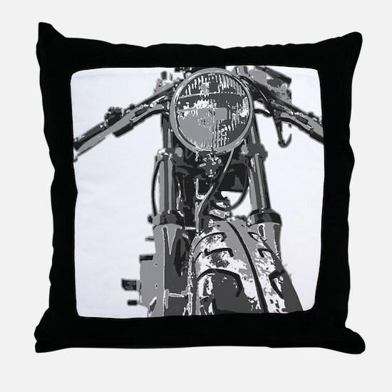 Classic Bonnie Throw Pillow