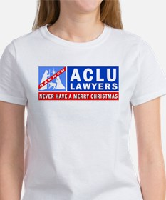 ACLU Lawyers Never Have a Merry Christmas Tee