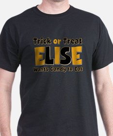 Elise Trick or Treat T-Shirt