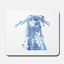 Cafe Racer Motorcycle Mousepad