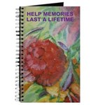 Help Memories Last a Lifetime Journal