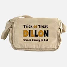 Dillon Trick or Treat Messenger Bag