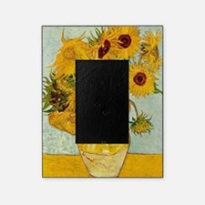 Vincent Van Gogh Sunflower Painting Picture Frame