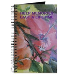Help Memories Last a Lifetime Journal