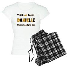 Danielle Trick or Treat Pajamas