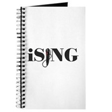 iSING Microphone Performer Journal