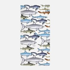 School of Sharks n Beach Towel