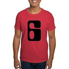 """Rollerball """"6"""" T-Shirt"""