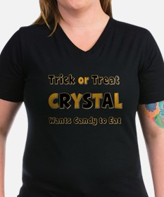 Crystal Trick or Treat T-Shirt