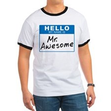 Mr. Awesome 1 T-Shirt